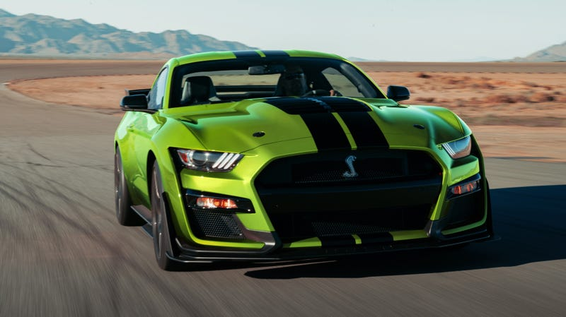Illustration for article titled Why High-Performance American Muscle Cars Are Still All Supercharged