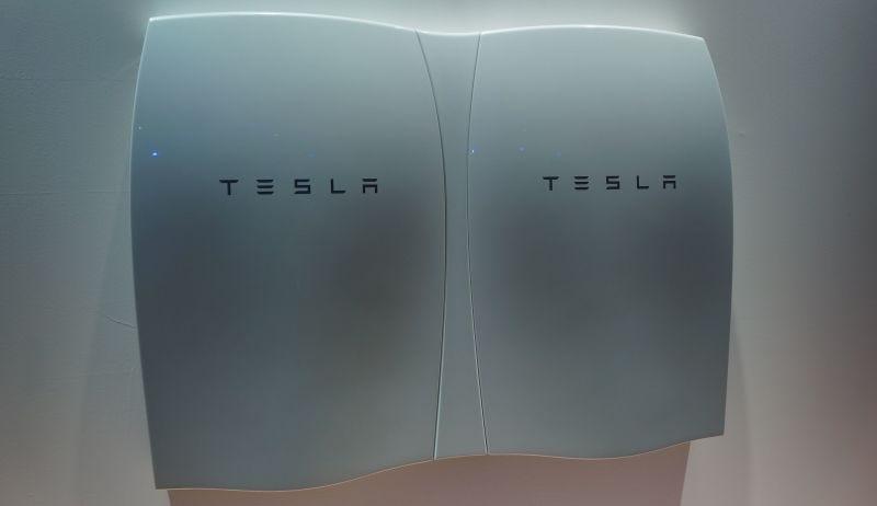 Illustration for article titled Tesla prepara una nueva versión mejorada de su batería para el hogar