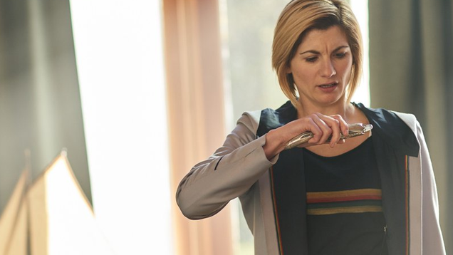 Let s Try and Talk Through That Surreal Episode of Doctor Who