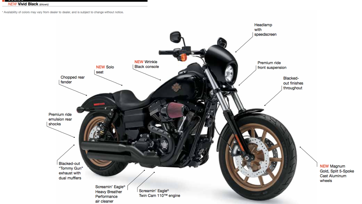 Ride Review The 2016 Harley Davidson Low Rider S Is Only I D Want To Own