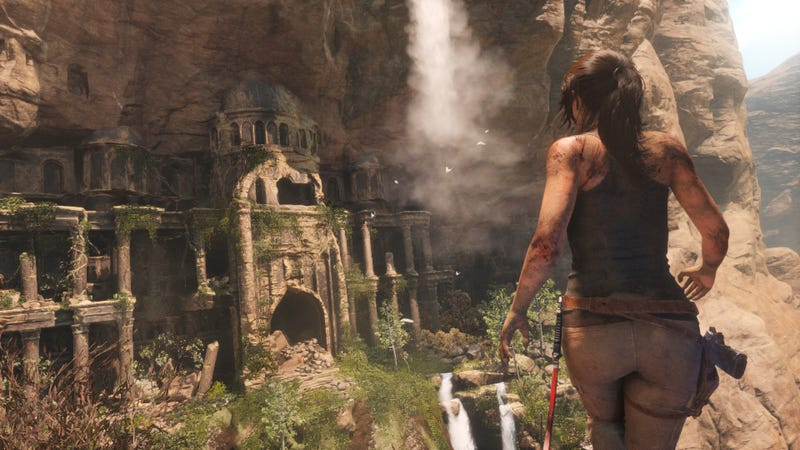 Illustration for article titled New Tomb Raider Will Come To PC and PS4 In 2016
