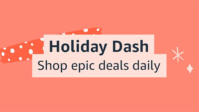 Shop Early Black Friday Deals on Apple, LEGO, and PS4 Games in Amazon's Holiday Dash Sale