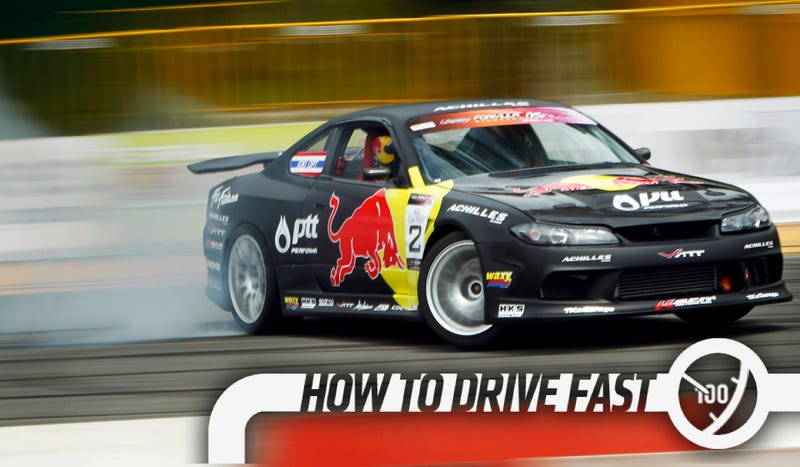 Illustration for article titled How To Drift Like A Badass Motherfucker
