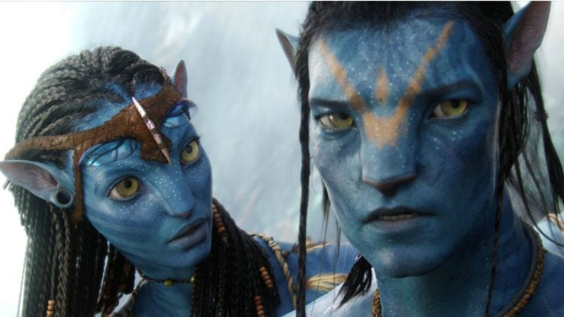"""Illustration for article titled James Cameron says Avatar sequels will cease to be mere films and become """"reality"""""""