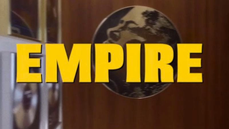 Illustration for article titled Empire got a Dynasty-style intro sequence