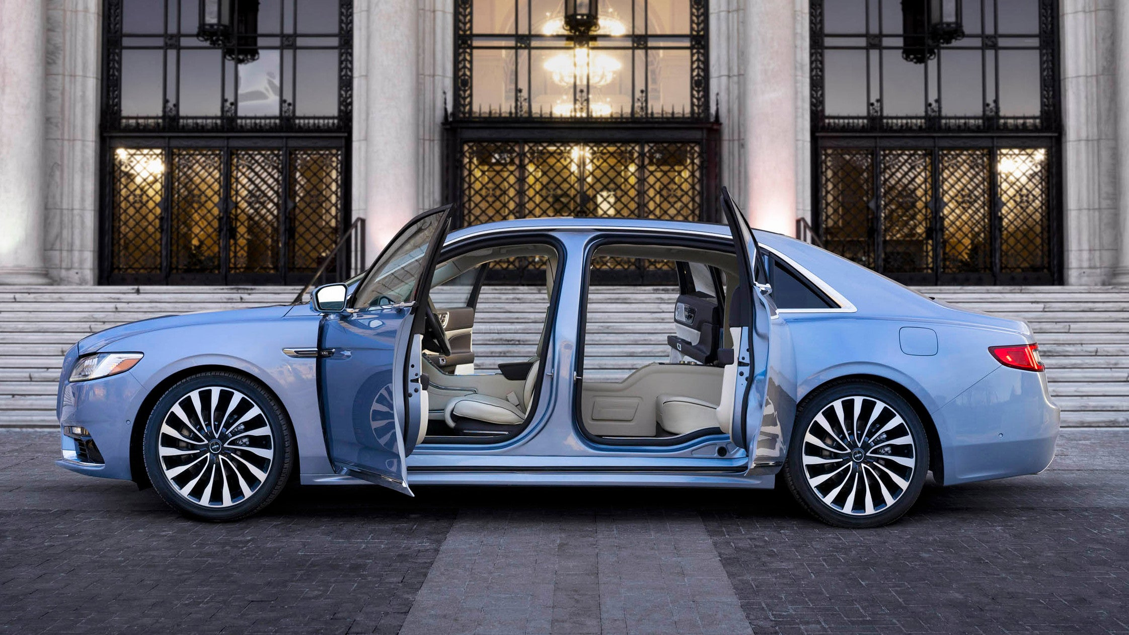 2019 lincoln continental coach door edition this is it