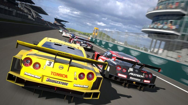 Illustration for article titled Sony Is Reportedly Making A Gran Turismo Movie