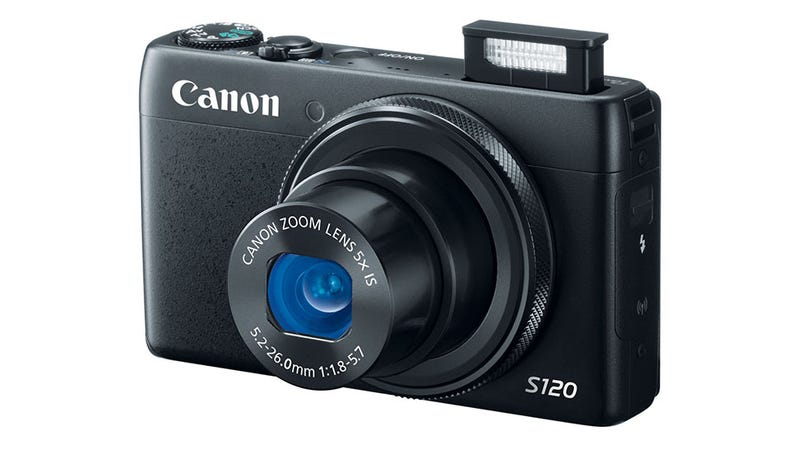 Illustration for article titled Canon S120: A Tiny, Awesome Point-and-Shoot Camera (Again and Again)