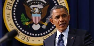 President Obama (Chip Somodevilla/Getty Images News)