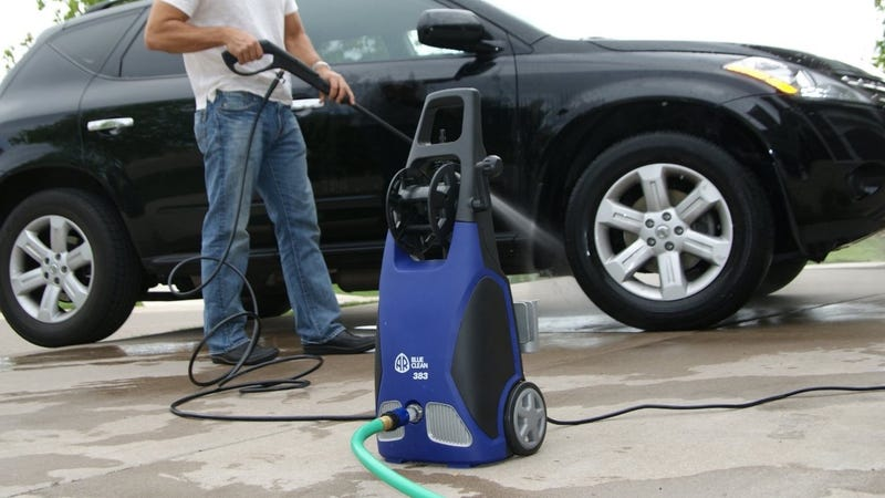 AR Blue Clean 1900 PSI Pressure Washer, $109