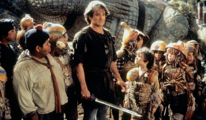 'Hook' Lost Boys Reunite For 25th Anniversary, Remember Robin Williams
