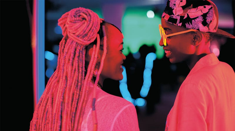 Romeo and Juliet are reborn in Kenya in the vibrant lesbian romance