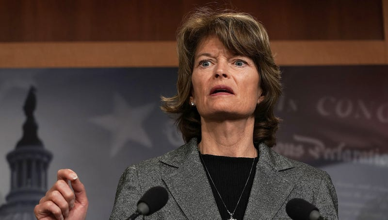 Illustration for article titled Lisa Murkowski Admits She Thought Being Alaskan Senator Would Just Mean Having To Deal With Bears And Shit