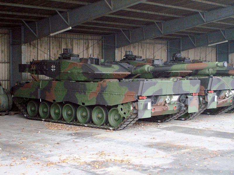Illustration for article titled A finnek vették meg a maradék holland Leopardokat