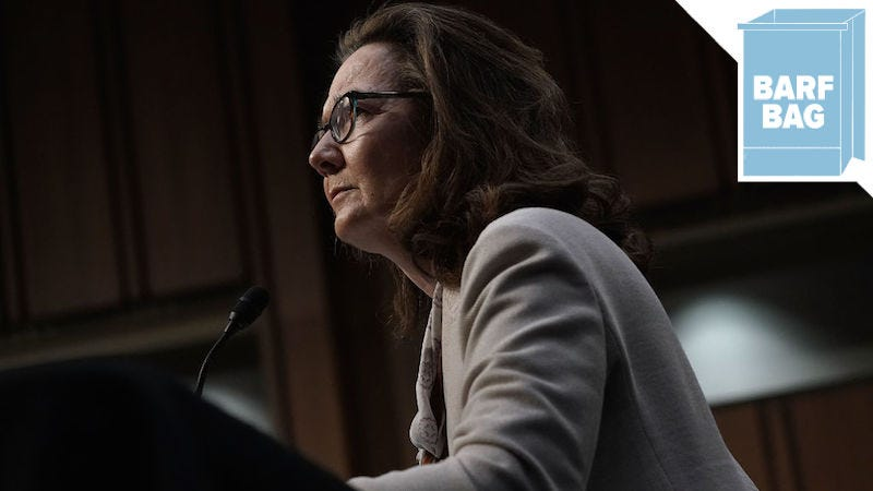 Illustration for article titled Gina Haspel, a Woman, Confirmed to Head CIA Despite Record on Torture