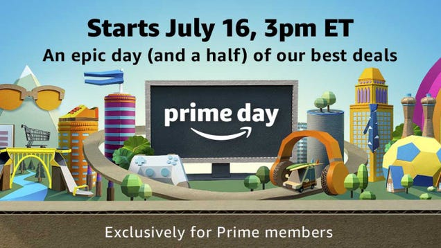 The best prime day deals of 2018 updating utter buzz were updating this page to help navigate you through the avalanche of deals throughout the next day and a half so check back often for all the best fandeluxe