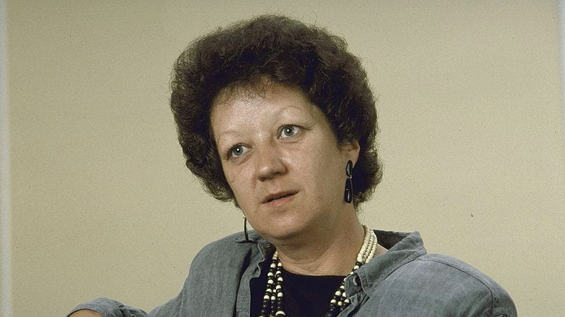 "Norma McCorvey, the ""Roe"" of Roe v. Wade (Photo: Cynthia Johnson/Getty Images)"