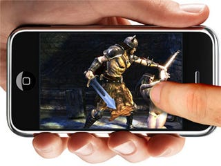 "Illustration for article titled ""iPhone Is The Future of Gameplay"""