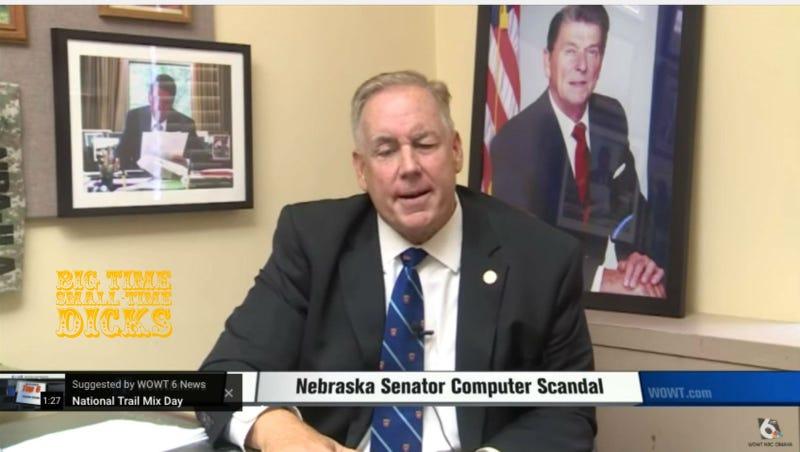 Bill Kintner. Screenshot via WOWT 6 News/YouTube