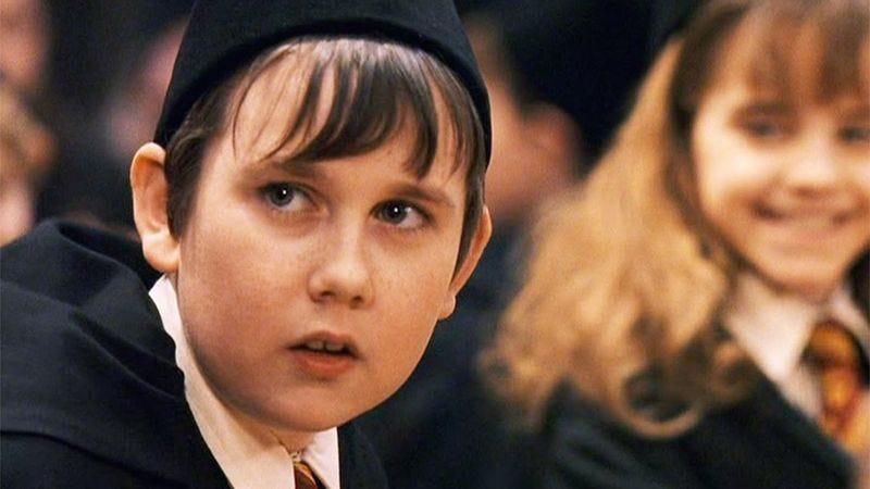 Neville Longbottom from 'Harry Potter'