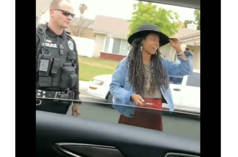 Illustration for article titled 1 of 3 Filmmakers #BlackWhileAirbnb-ing Is Bob Marley's Granddaughter; Plans to Sue Police Over Excessive Stop [Updated]