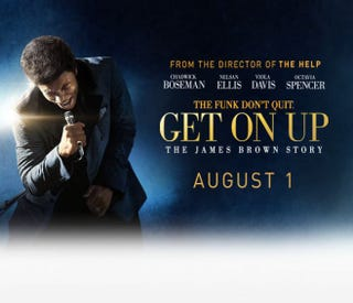 Illustration for article titled GET ON UP Advanced Screening Passes (Washington, DC | Tuesday, July 29)