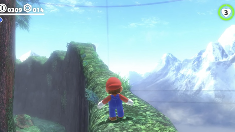 Super Mario Odyssey's Not-Quite-Optional Motion Controls Are