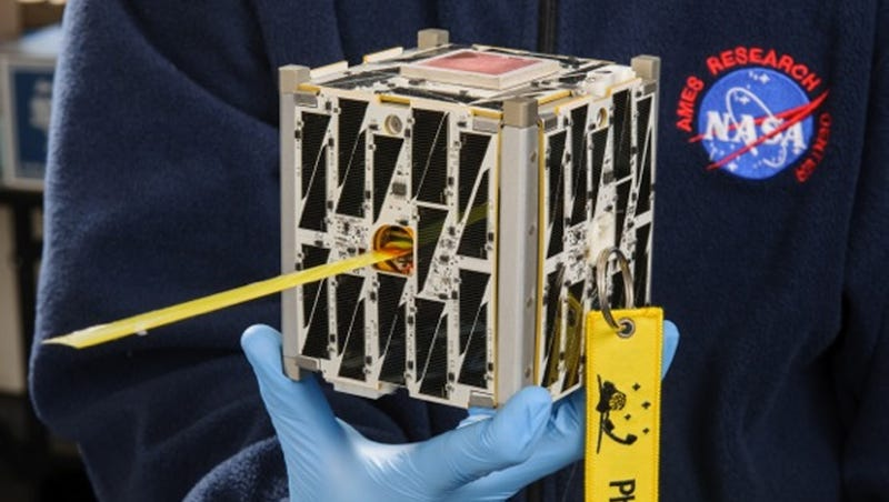 Illustration for article titled First Satellite Built by High School Kids Is Heading to Space Tonight
