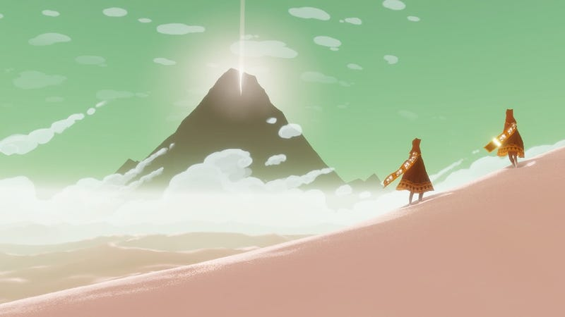 Illustration for article titled Did Journey Blow Its Ending?
