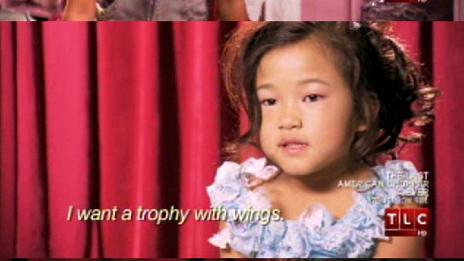 Toddlers Tiaras Octogenarian Competes In Child Pageant