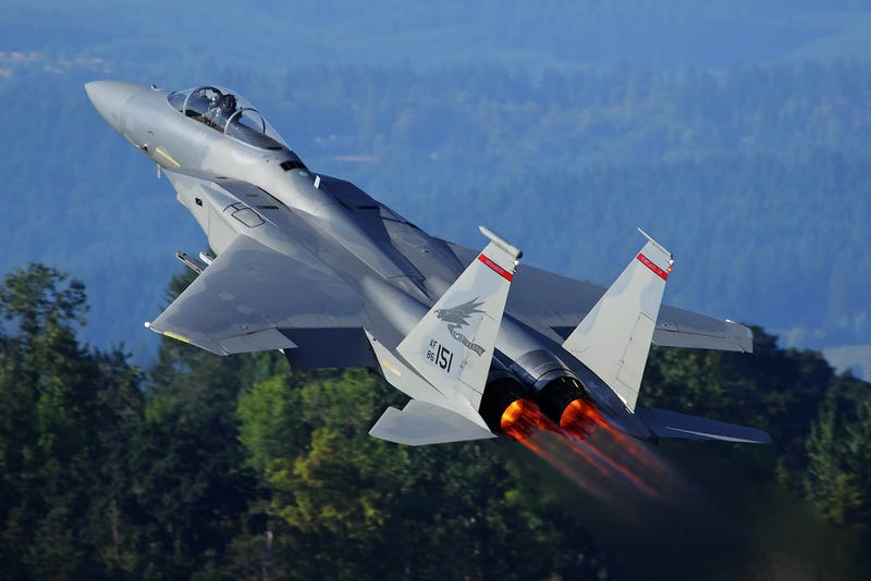 Unprecedented U.S. Air Force Jet Deployment To Finland Is Sure To Upset Russia