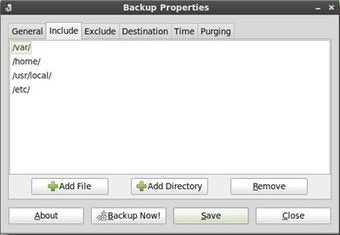 Illustration for article titled SBackup Is a Simple Backup Solution for Linux PCs