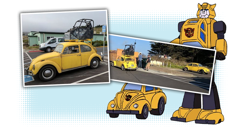 Illustration for article titled Everyone Can Relax, Because I Have Found Out What Year The Beetle Will Be In The New Bumblebee Movie