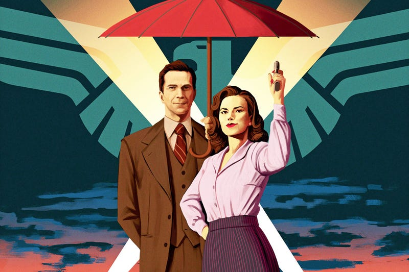 Illustration for article titled Hayley Atwell's Got a New Job, But What About Agent Carter?