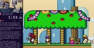 Illustration for article titled Un jugador bate récord mundial deSuper Mario 5 veces en una sola semana