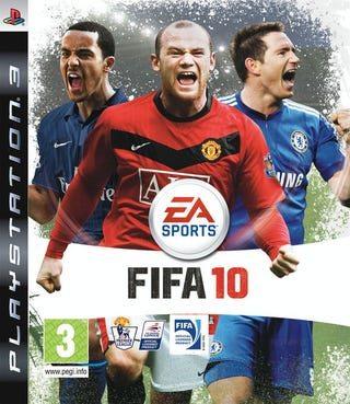 Illustration for article titled EA Unveils FIFA 10 Box Art, Release Date