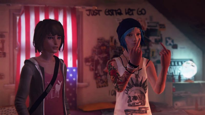 See Every Possible Decision From A Life Is Strange Conversation