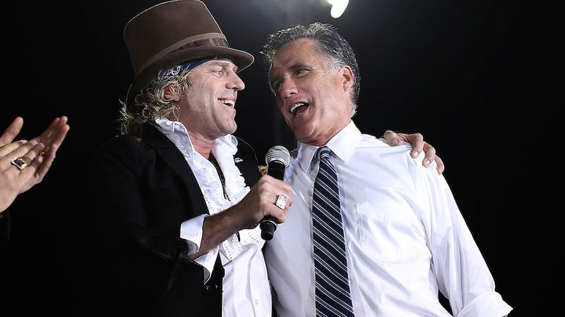 Illustration for article titled Compassionate Mitt Romney Thinks Gay Parents Aren't Real Parents