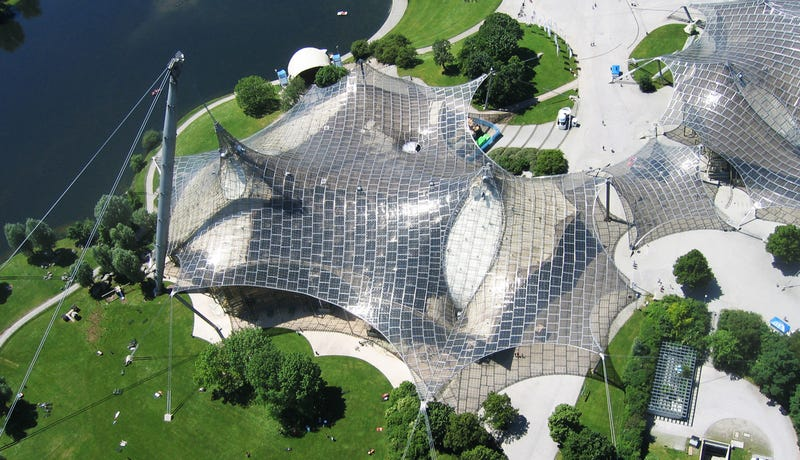 9 buildings by frei otto the architect who engineered the future