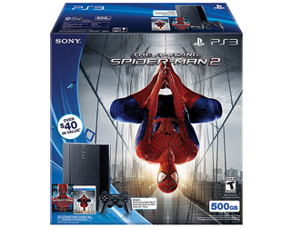 Illustration for article titled New The Amazing Spider-Man 2 PS3 Bundle And iOS Game