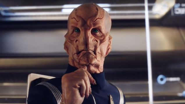 Saru FromStar Trek: DiscoveryGives Sensible, Practical Workplace Advice