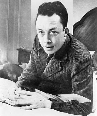 Illustration for article titled Albert Camus would be 100 today
