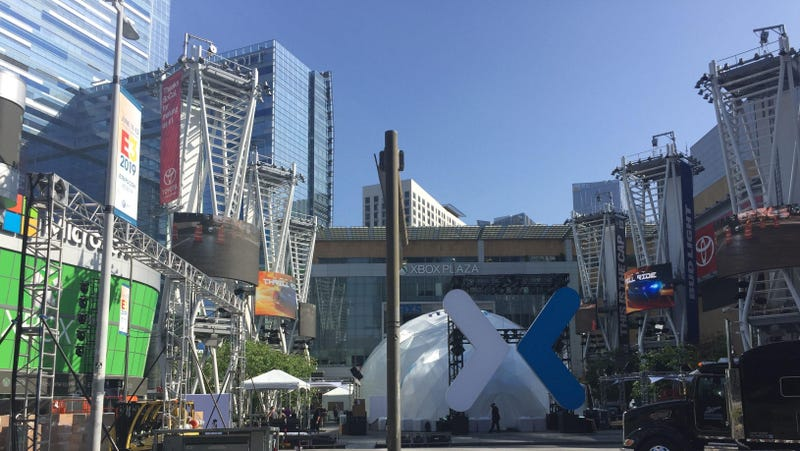 Illustration for article titled We're Liveblogging Microsoft's E3 2019 Press Conference [Update: Over!]