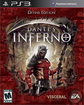 Illustration for article titled PS3 Scores Exclusive Dante's Inferno Divine Edition