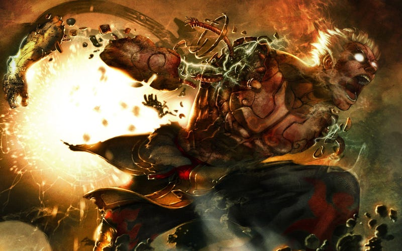 Illustration for article titled 7 Ridiculously Awesome Moments in Asura's Wrath