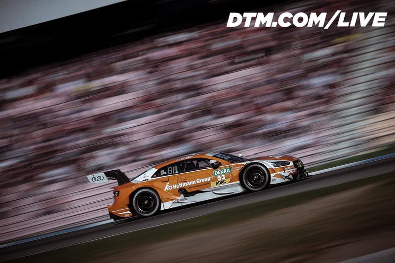 Illustration for article titled DTM season ender