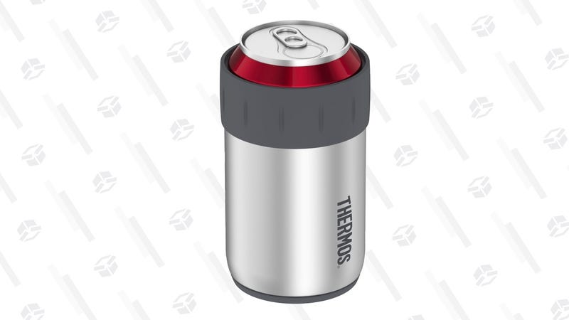 Thermos Stainless Steel Beverage Can Insulator | $7 | Amazon