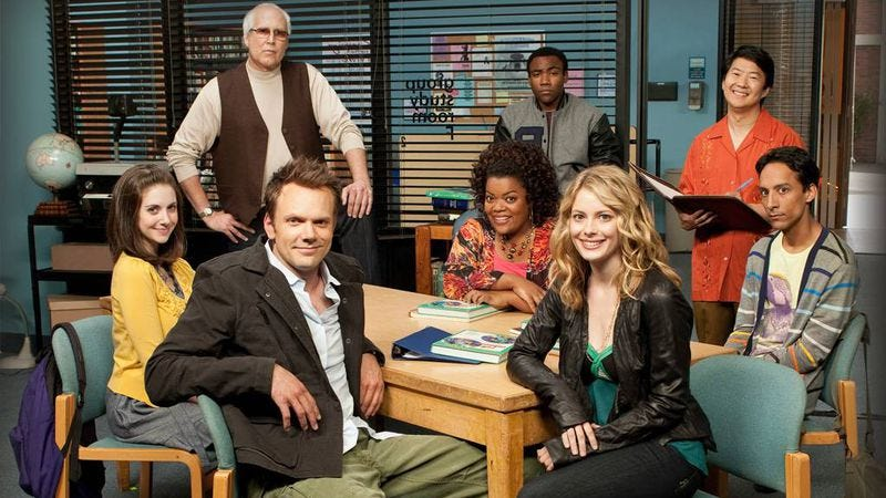 Illustration for article titled Community's season finale to feature a departed cast member