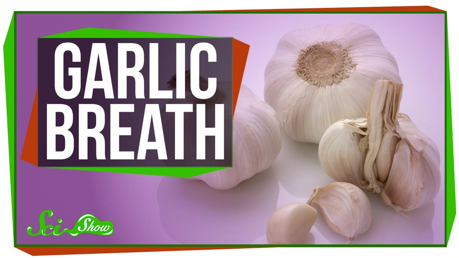 Seven Foods You Can Eat to Neutralize Garlic Breath