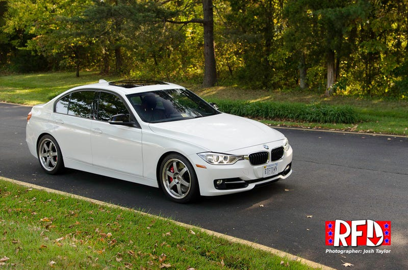 A Not Totally Stock BMW F I Speed MANUAL Review - 2012 bmw 328i manual